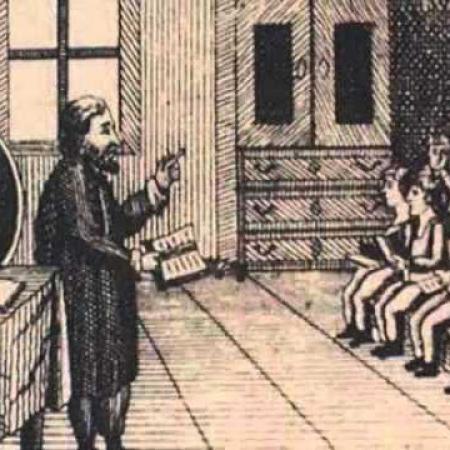 """Κωνσταντίνος Ιωνίδης (1775 - 1852) - """"Διήλθεν Ευεργετών"""""""